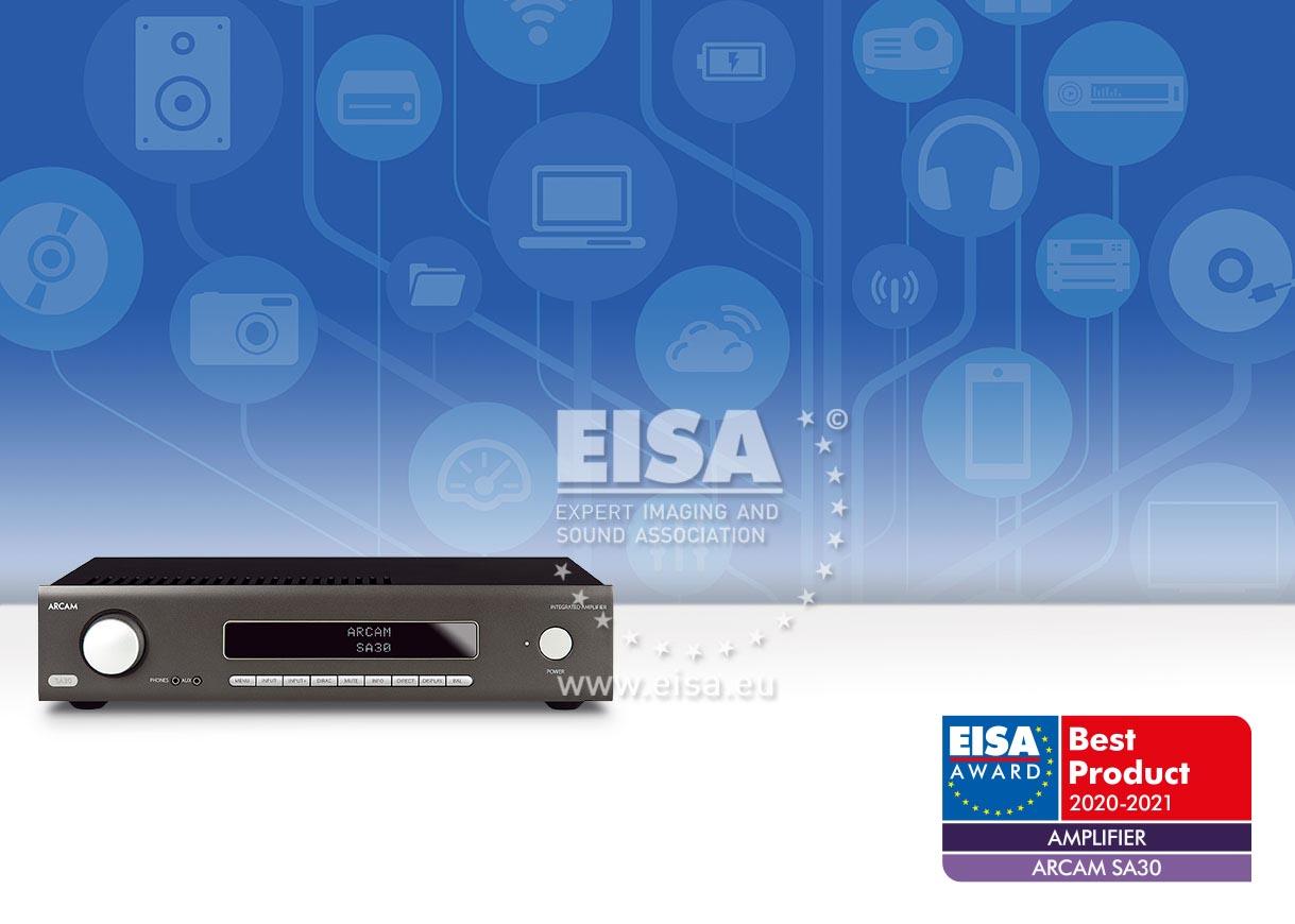 EISA AMPLIFIER 2020-2021
