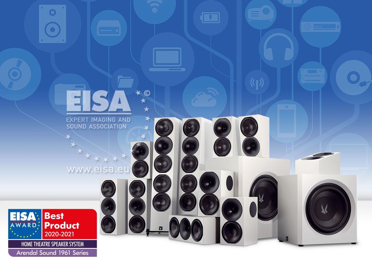 EISA HOME THEATRE SPEAKER SYSTEM 2020-2021