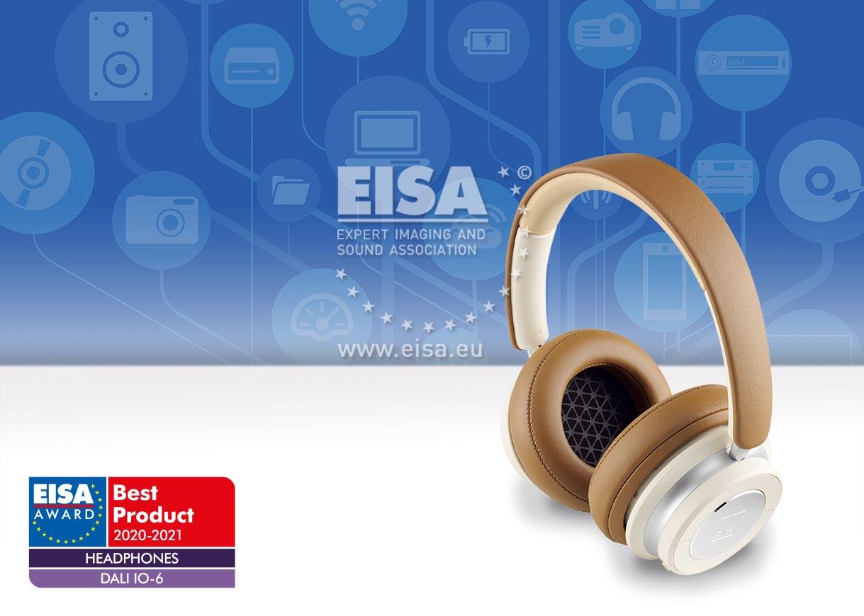 EISA HEADPHONES 2020-2021