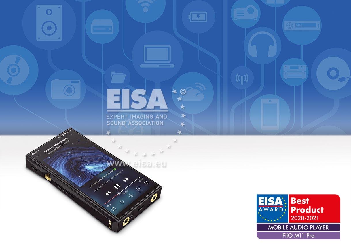 EISA MOBILE AUDIO PLAYER 2020-2021