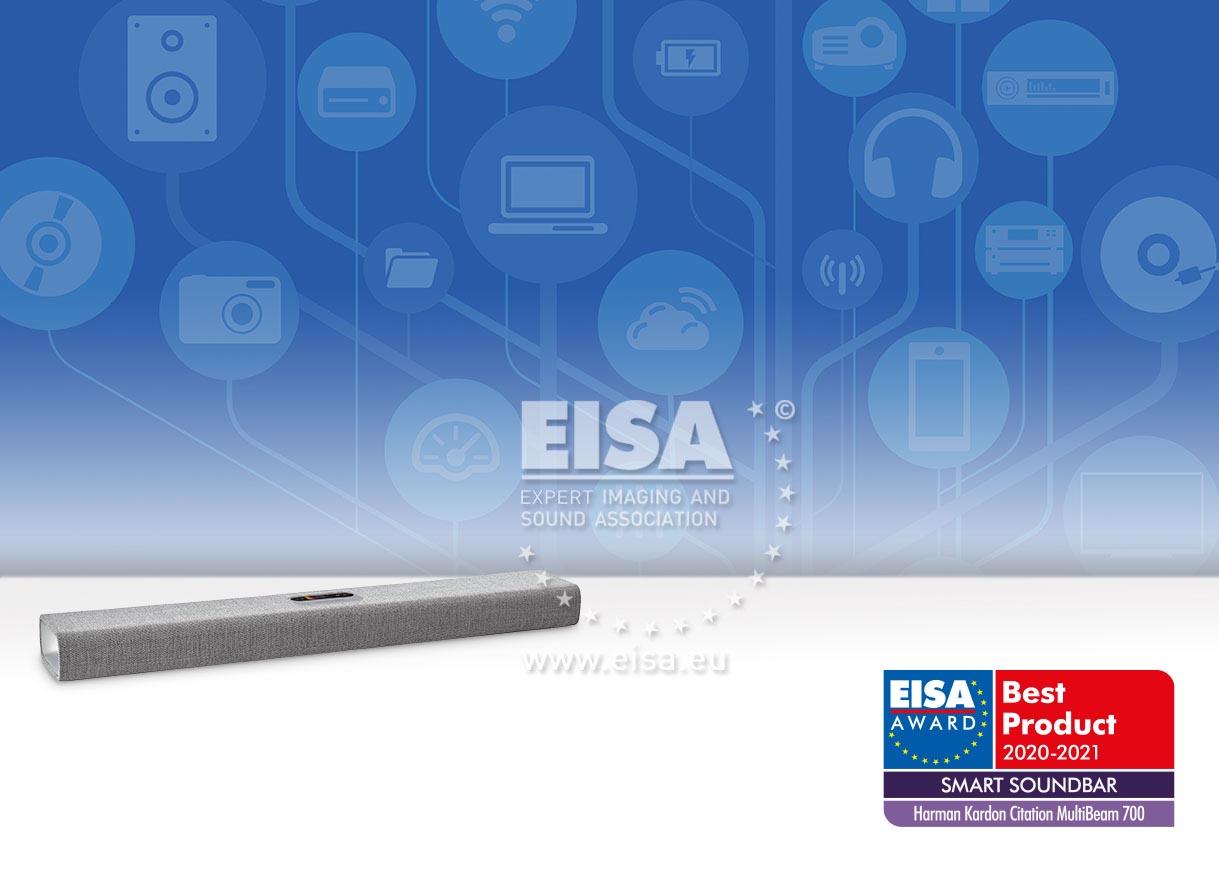 EISA SMART SOUNDBAR 2020-2021