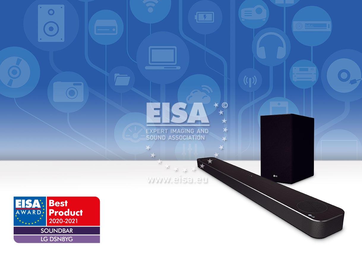 EISA SOUNDBAR 2020-2021