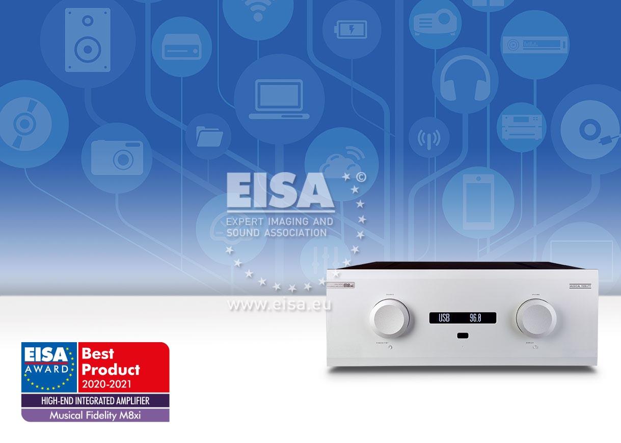 EISA HIGH-END INTEGRATED AMPLIFIER 2020-2021