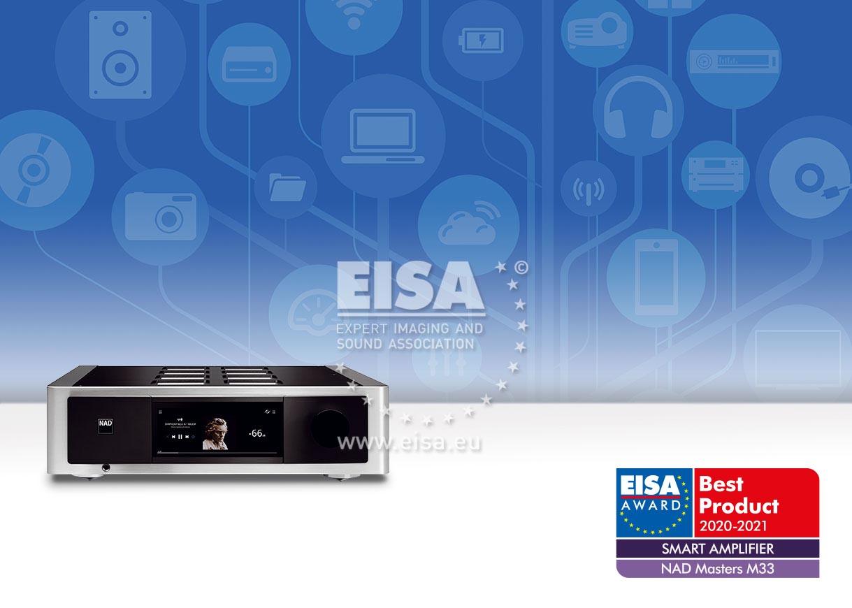 EISA SMART AMPLIFIER 2020-2021