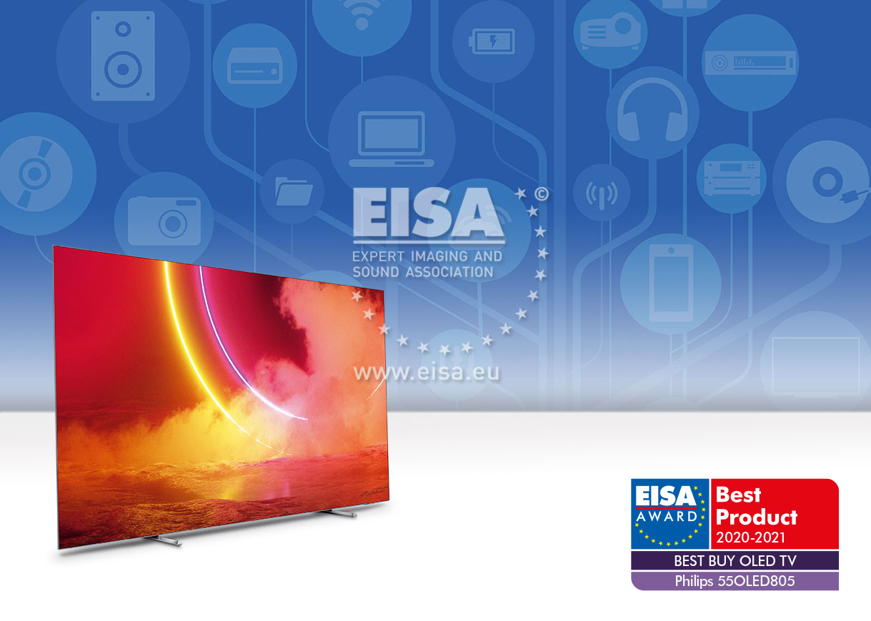EISA BEST BUY OLED TV 2020-2021