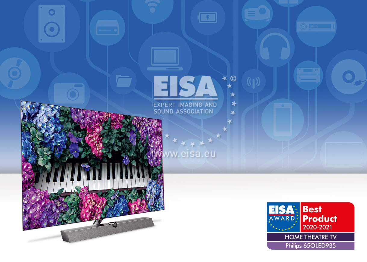 EISA HOME THEATRE TV 2020-2021