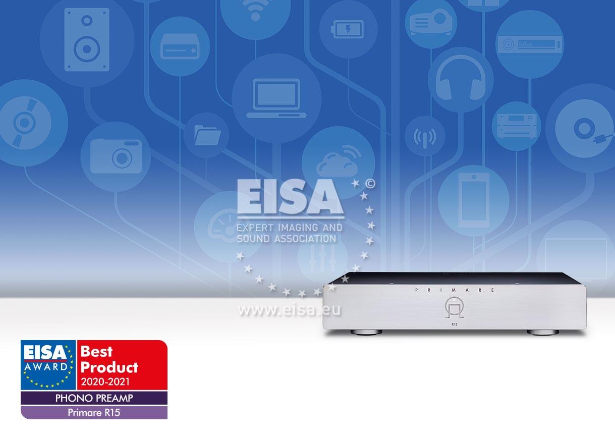 EISA PHONO PREAMP 2020-2021