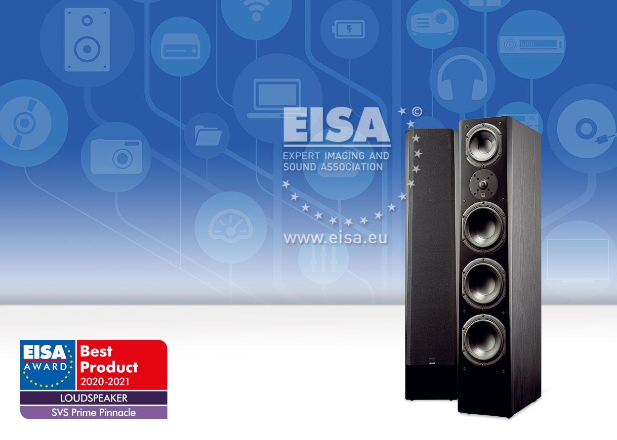EISA LOUDSPEAKER 2020-2021