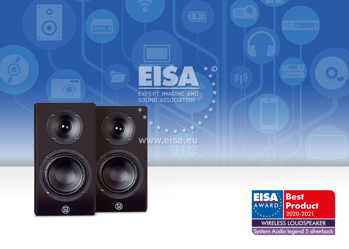 EISA WIRELESS LOUDSPEAKER 2020-2021