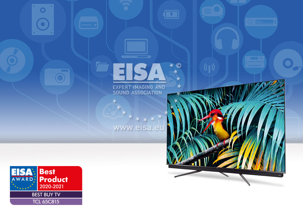 EISA BEST BUY TV 2020-2021