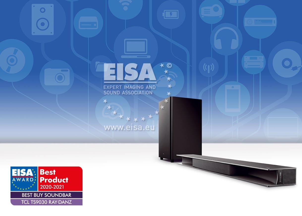 EISA BEST BUY SOUNDBAR 2020-2021