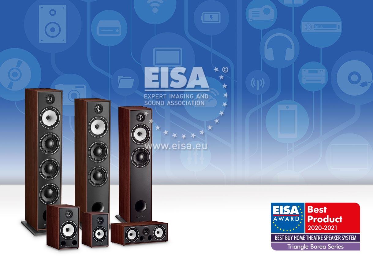 EISA BEST BUY HOME THEATRE SPEAKER SYSTEM 2020-2021