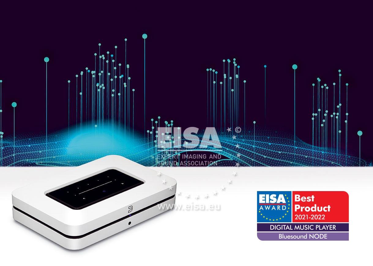 EISA DIGITAL MUSIC PLAYER 2021-2022