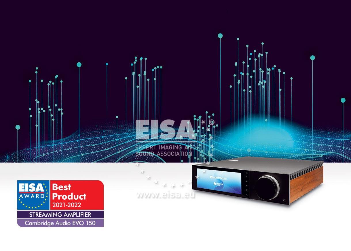 EISA STREAMING AMPLIFIER 2021-2022