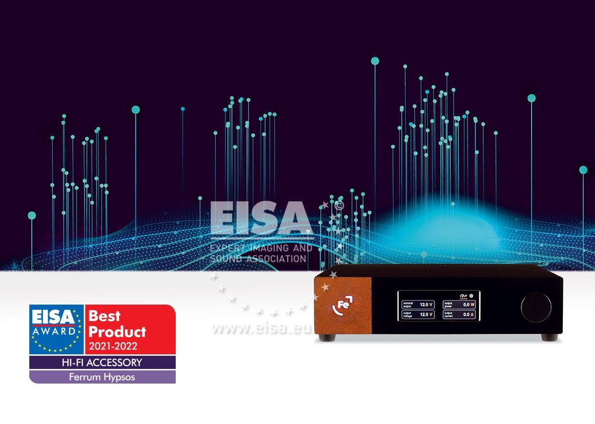 EISA HI-FI ACCESSORY 2021-2022