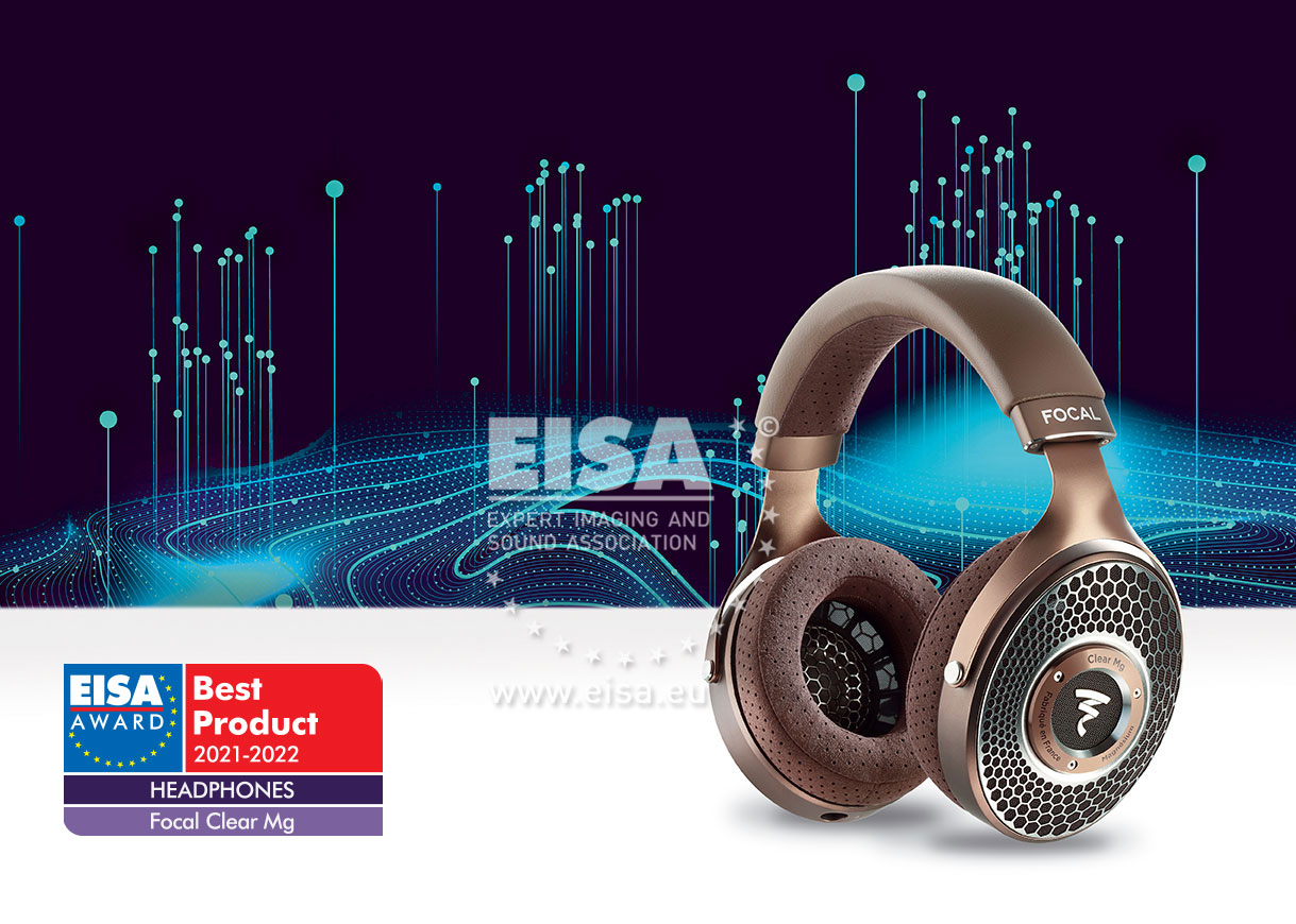 EISA HEADPHONES 2021-2022