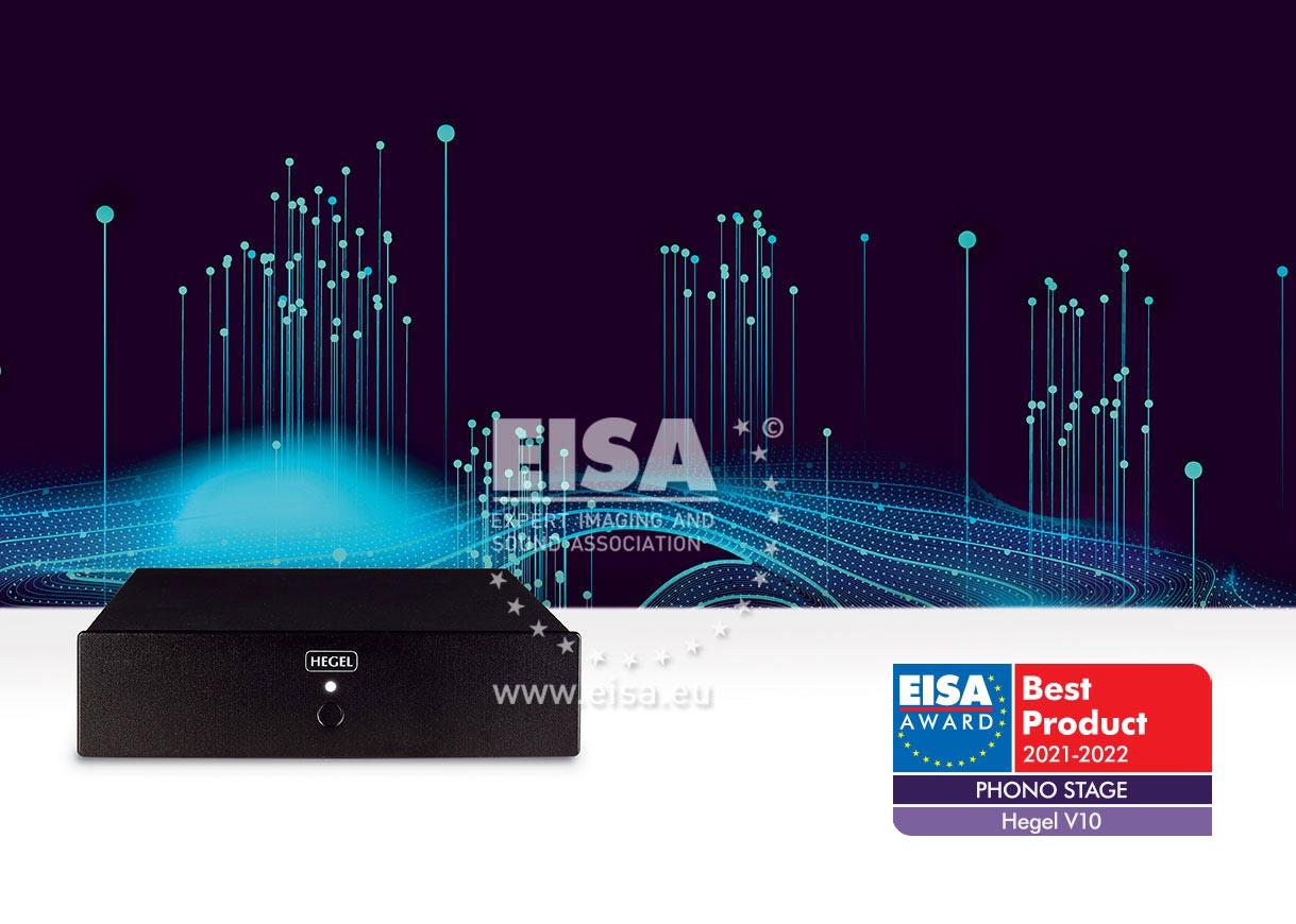 EISA PHONO STAGE 2021-2022