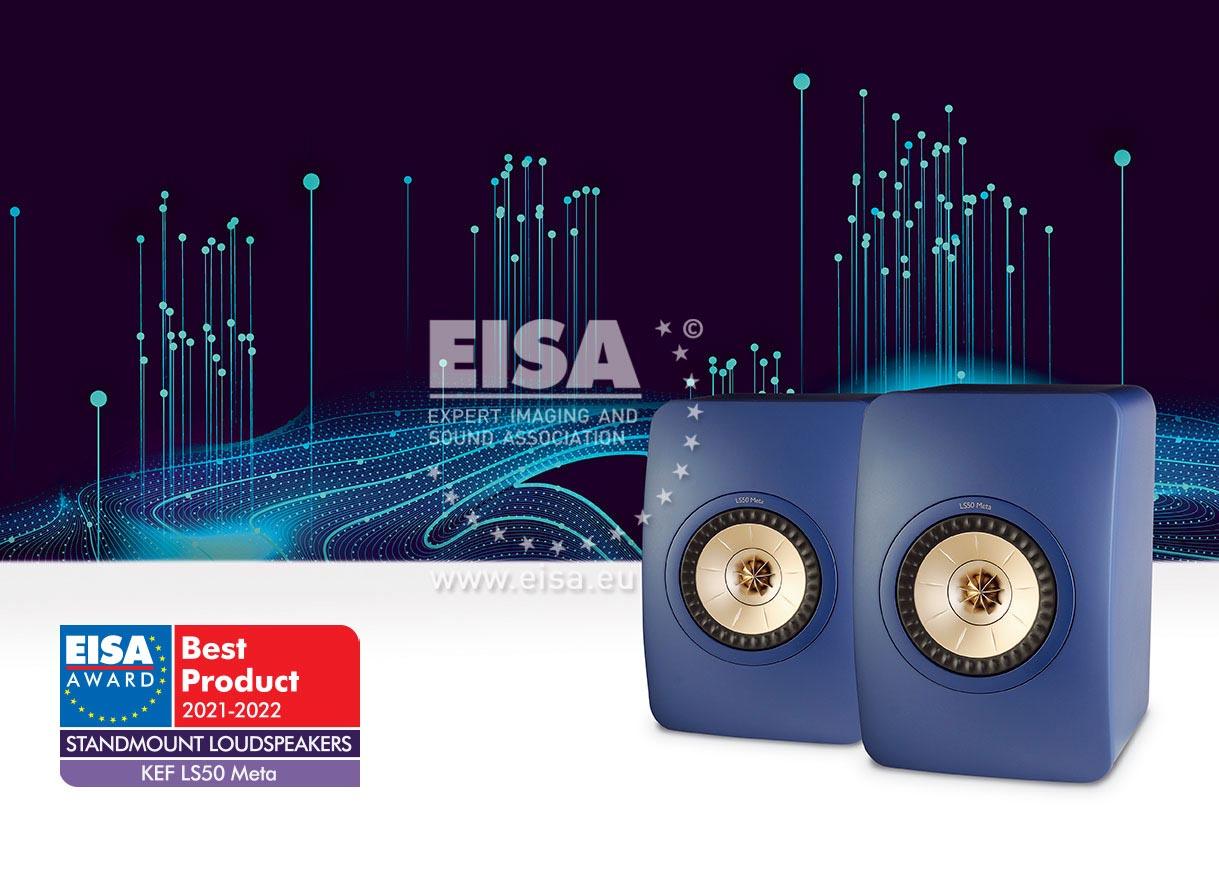 EISA STANDMOUNT LOUDSPEAKERS 2021-2022