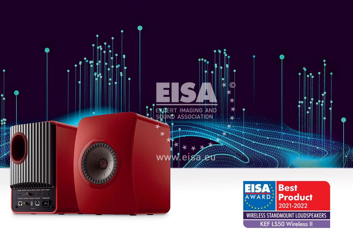 EISA WIRELESS STANDMOUNT LOUDSPEAKERS 2021-2022