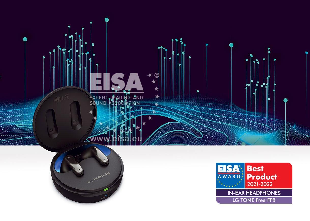 EISA IN-EAR HEADPHONES 2021-2022
