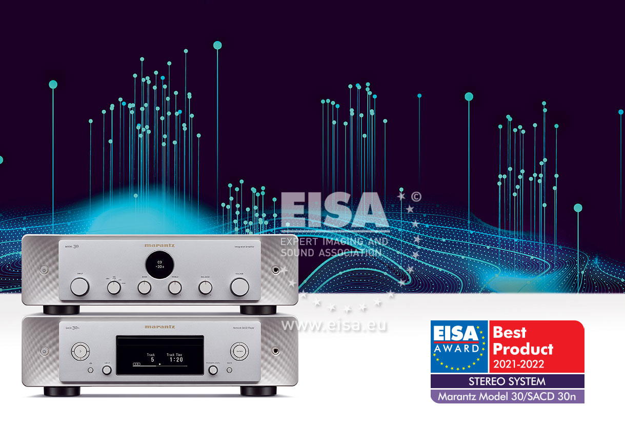 EISA STEREO SYSTEM 2021-2022