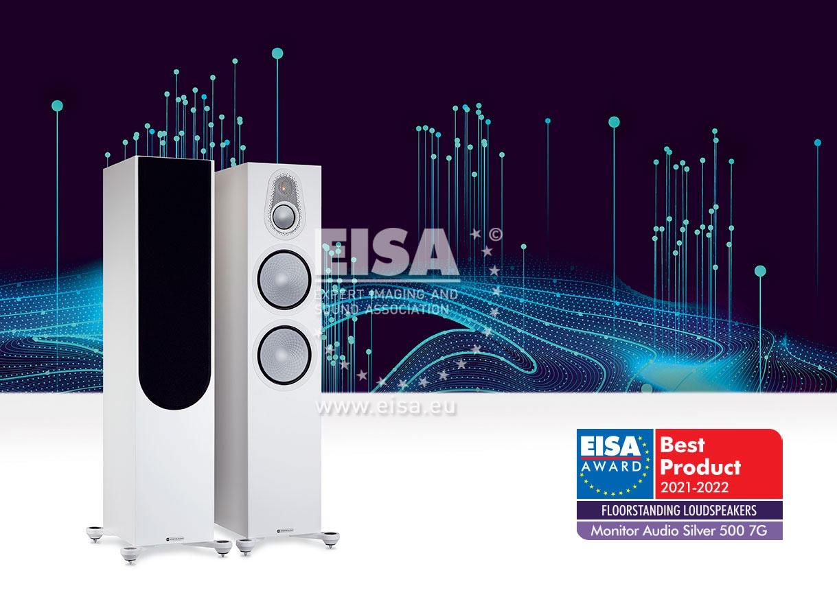 EISA FLOORSTANDING LOUDSPEAKERS 2021-2022