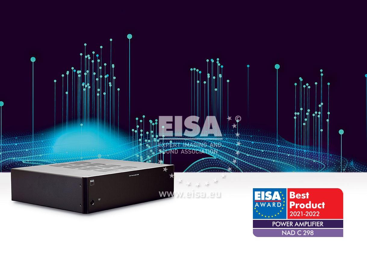 EISA POWER AMPLIFIER 2021-2022