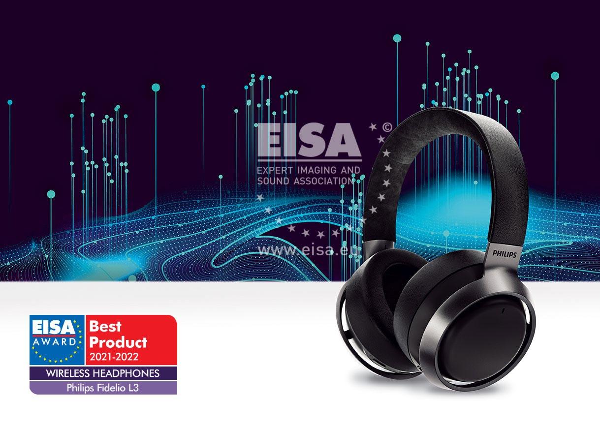 EISA WIRELESS HEADPHONES 2021-2022