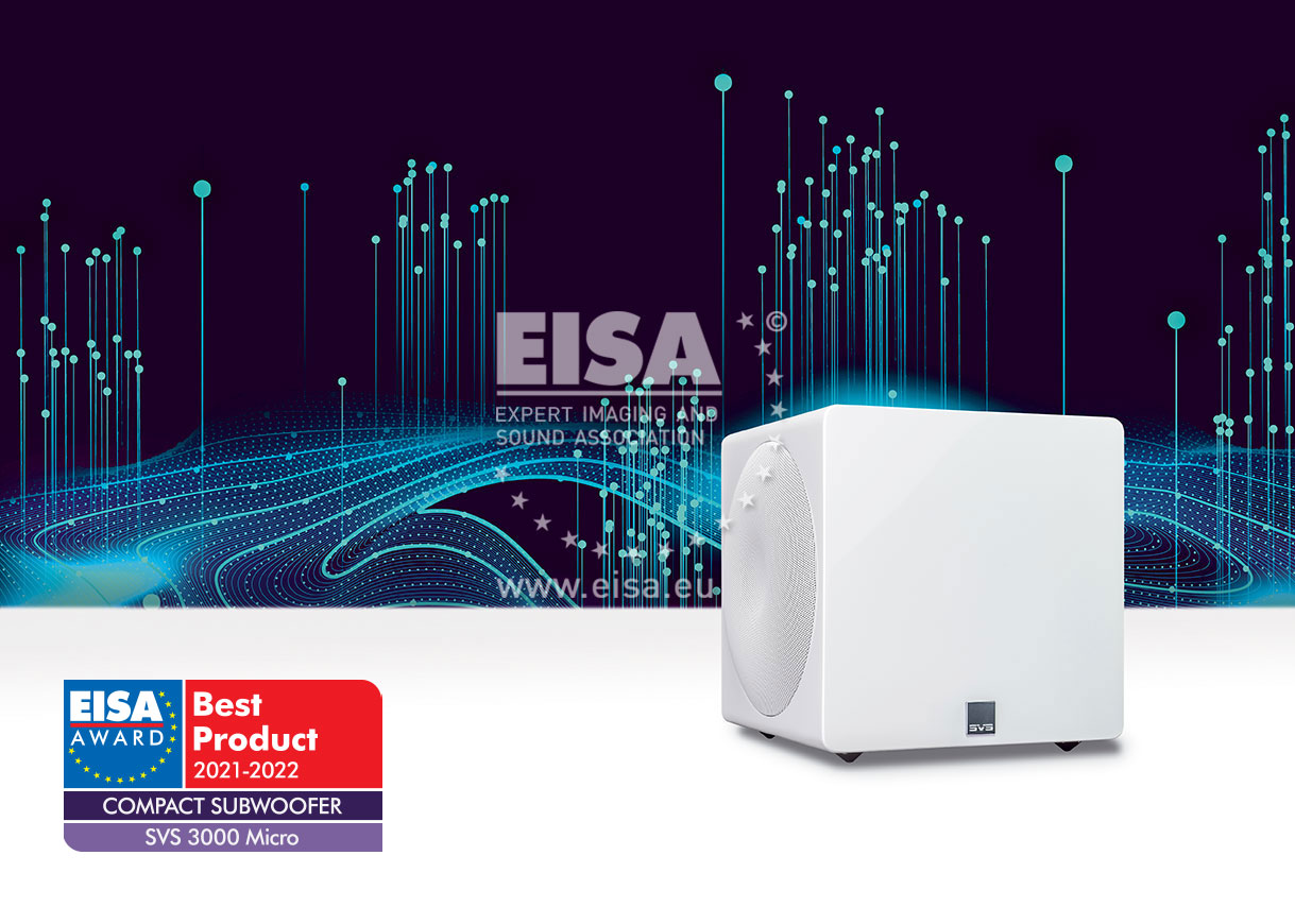 EISA COMPACT SUBWOOFER 2021-2022