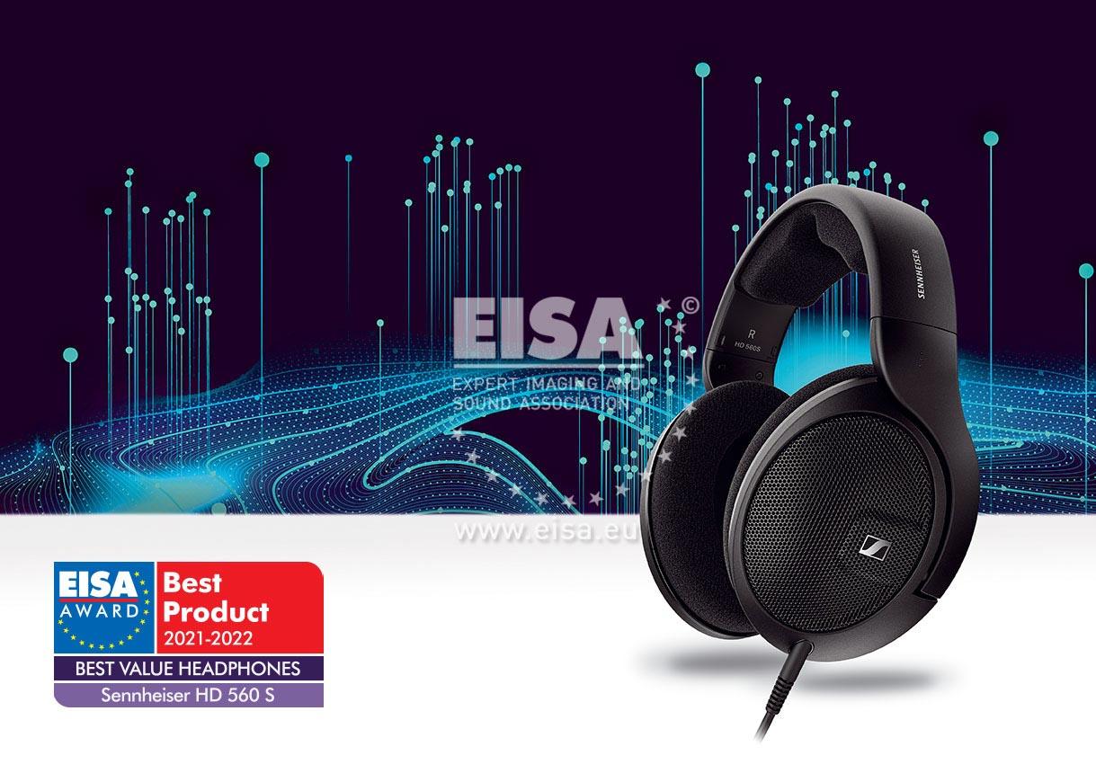 EISA BEST VALUE HEADPHONES 2021-2022