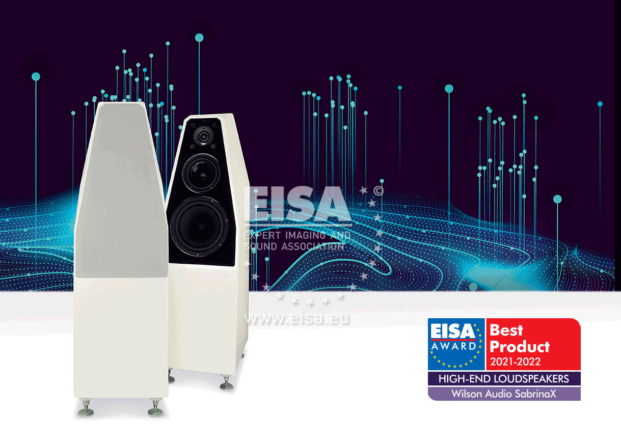 EISA HIGH-END LOUDSPEAKERS 2021-2022